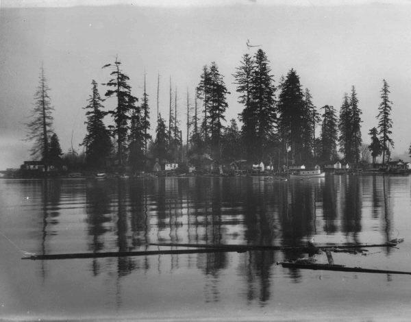 Deadman's Island, ca 1910