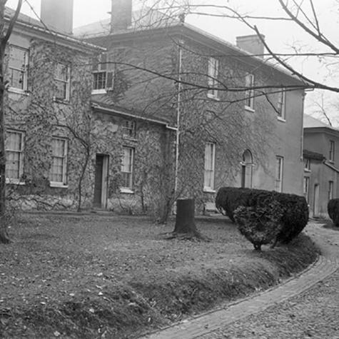 Georgetown Tudor Palace