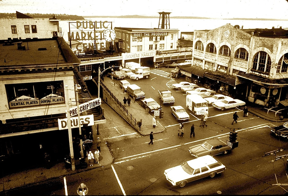 Seattle Market Ghost Tours