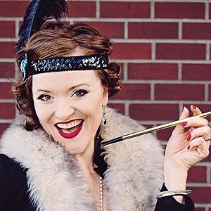 Miss Lindsay Jones - a suspect in Who Killed Kraft Bier