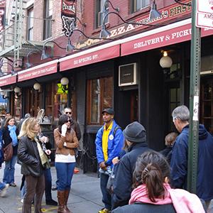 NYC Walking Tour