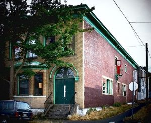 history prostitution Vancouver 500 Alexander Street at Jackson Street in 2010, built as a brothel in 1911 for Madam Dolly Darlington.