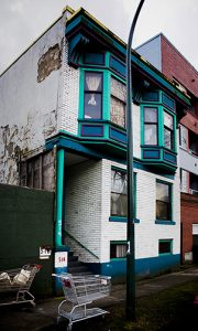 history prostitution Vancouver Alice Bernard had this building built at 514 Alexander Street in 1912 when she moved her operation from Shore Street to the new red light district.