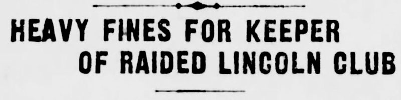 Headline from the Vancouver World, 24 December 1919.