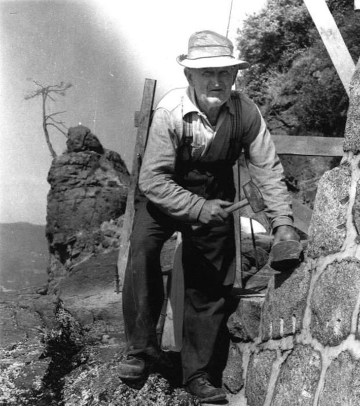 Jimmy Cunningham, photo by Gordon Sedawie, City of Vancouver Archives #392-1044