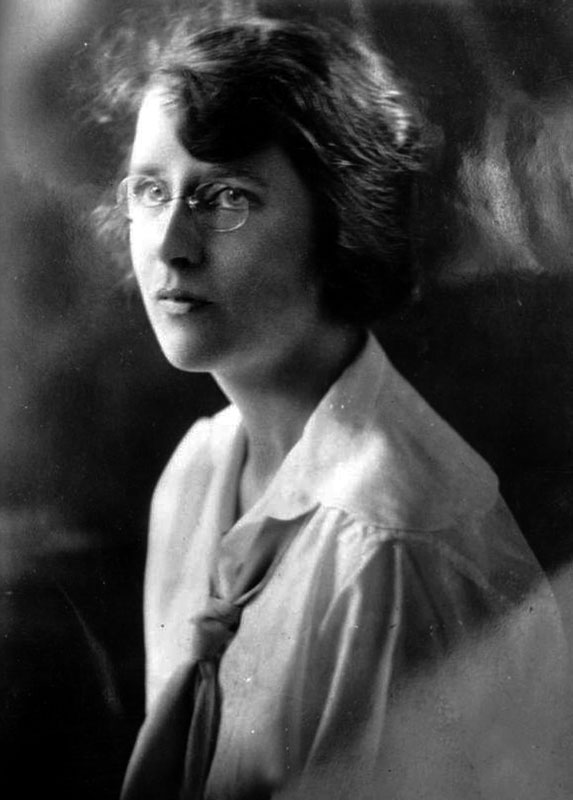 Janet K. Smith. Portrait by J Howard A Chapman, BC Archives #G-01934.