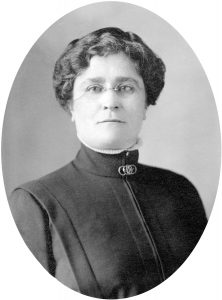 Lurancy Harris is one of Vancouver's First Policewomen