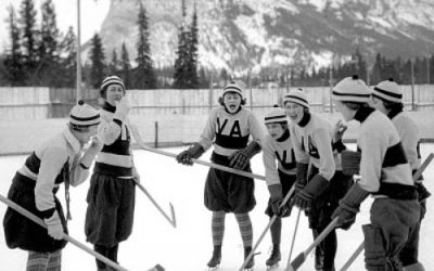Vancouver women's hockey team - The Amazons