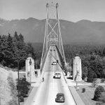 The Lion's Gate Bridge, 1946