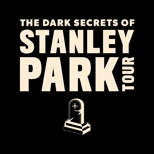 Dark Secrets of Stanley Park square tile