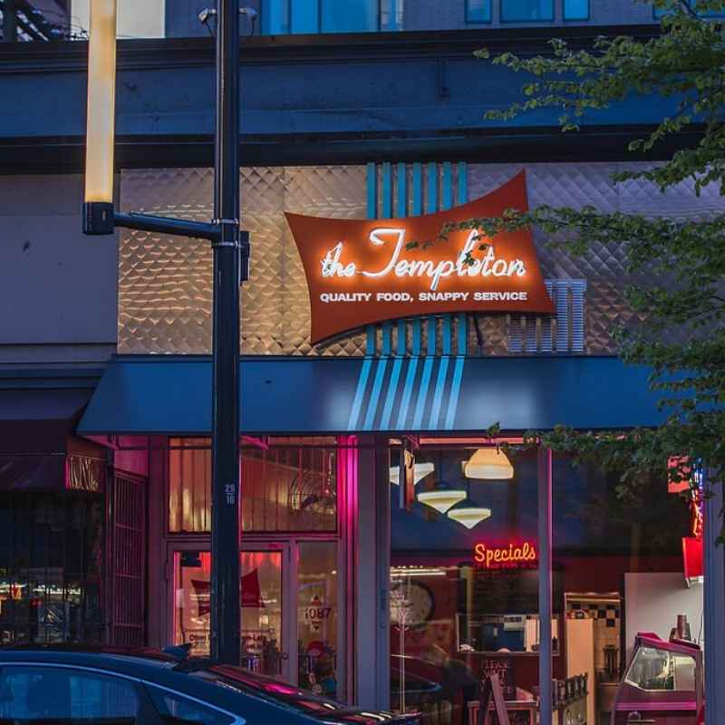 The Templeton Vancouver